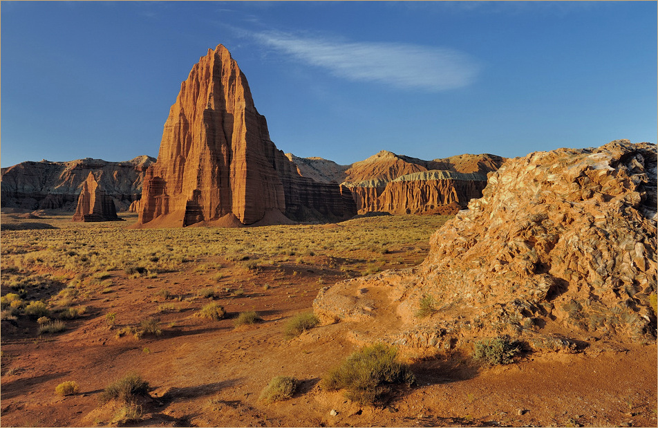 *Lower Cathedral Valley*