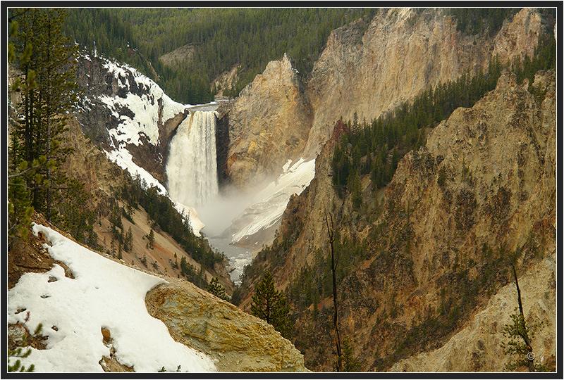 Lower Falls...