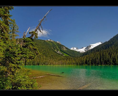 lower joffre lake ...