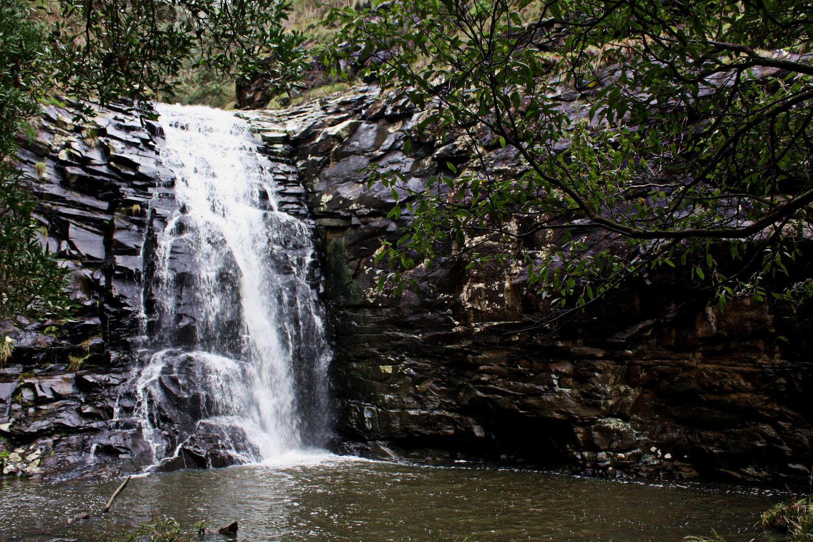 Lower Sheoak Falls