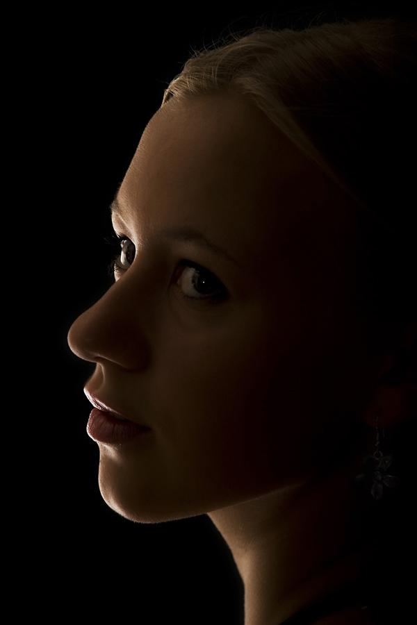 Lowkey Portrait von Anett