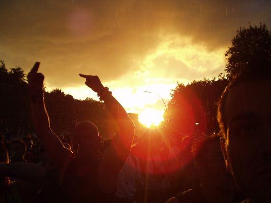 LP03 - Die Sonne-Regen-Party