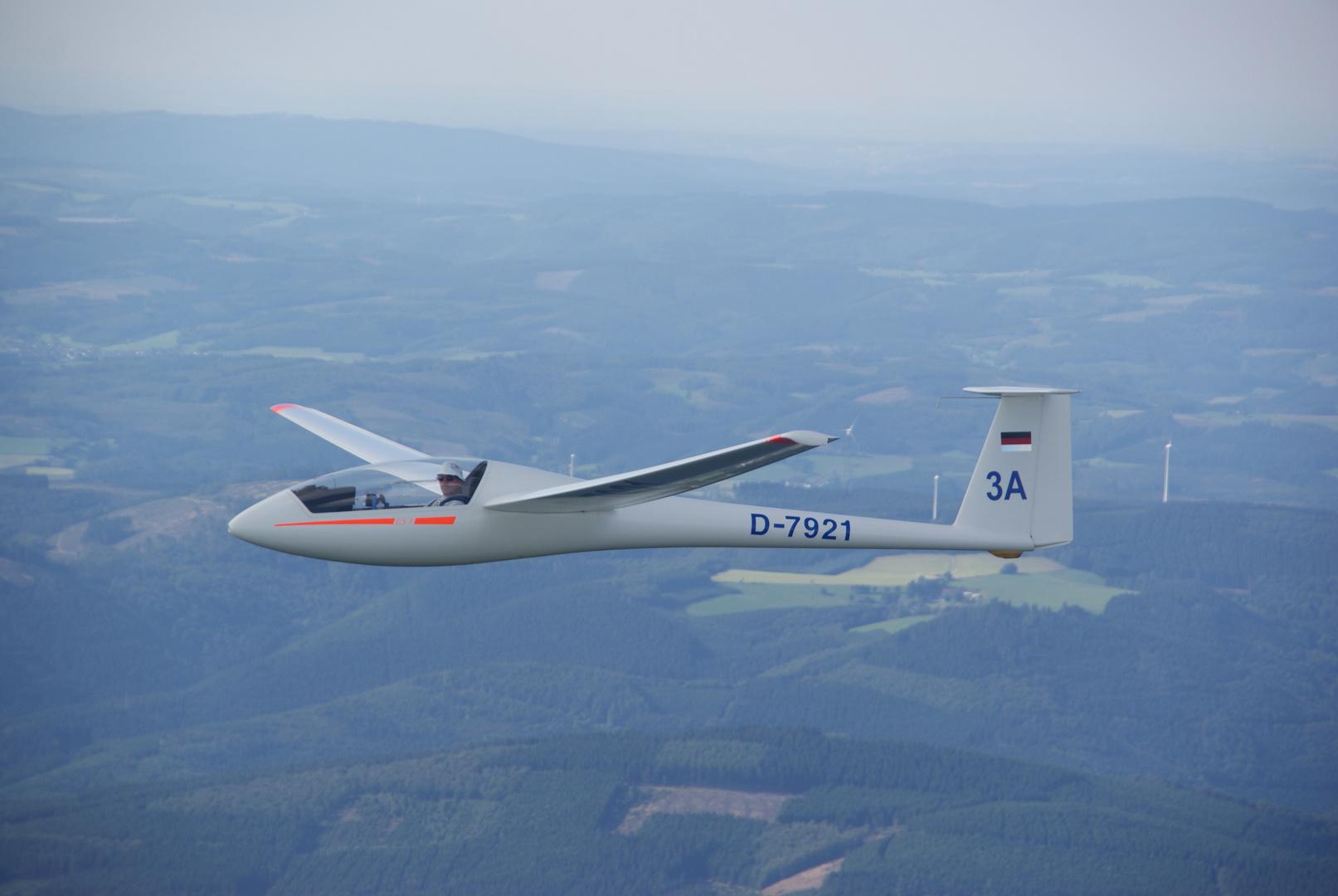 LS-3 überm Sauerland