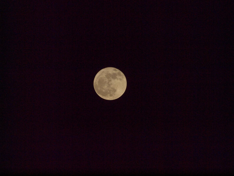 Última Luna llena de 2012