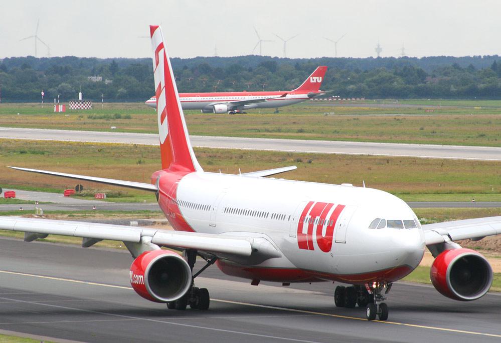 LTU International Airways Airbus A330-200