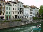 LUBIANA-fiume Lubijanica--SLOVENIA
