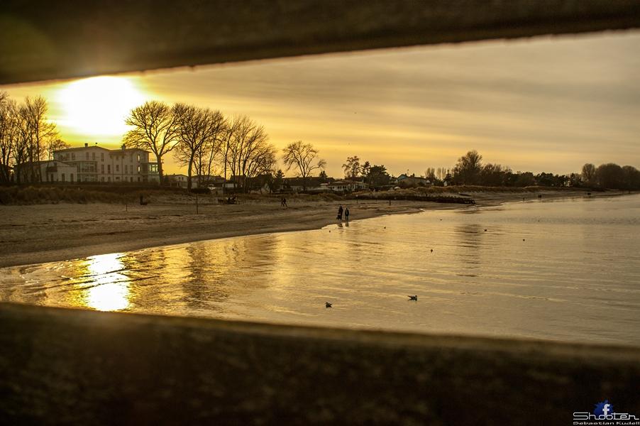 Lubmin Seebrücke_Strand