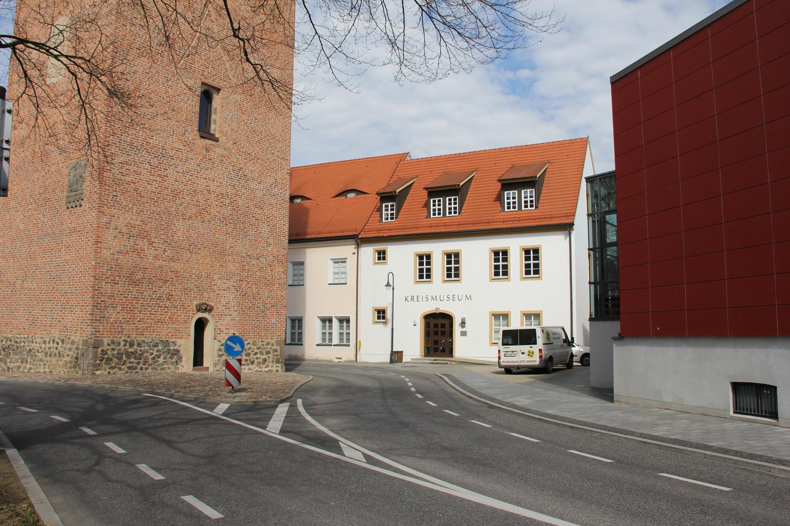 Lubwartturm und Kreismuseum Bad Liebenwerda