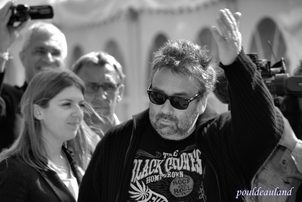 luc besson a deauville