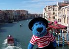 Luc in Venedig - Rialtobrücke