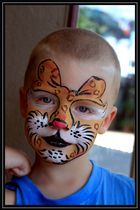 Luca Noel der kleine Gepard