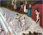 Lucas Cranach d.Ä. | Der Jungbrunnen VI