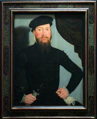 Lucas Cranach d.J.: Bildnis eines Mannes (1564)
