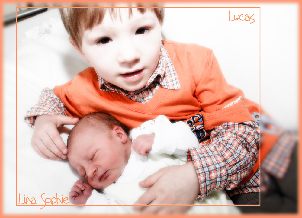 Lucas und Lina