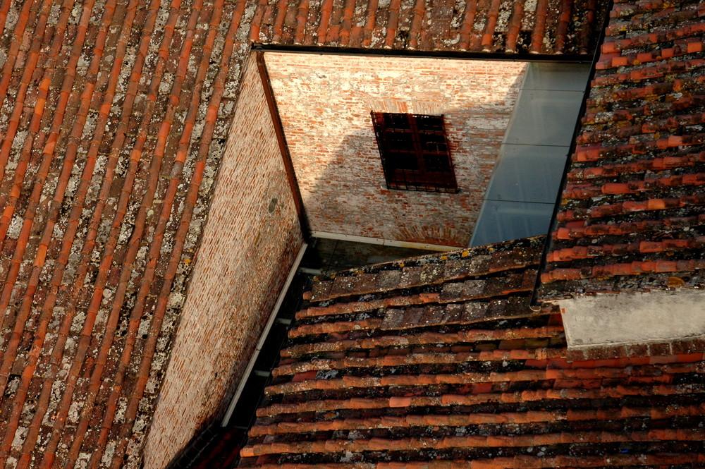 Lucca-Dächer