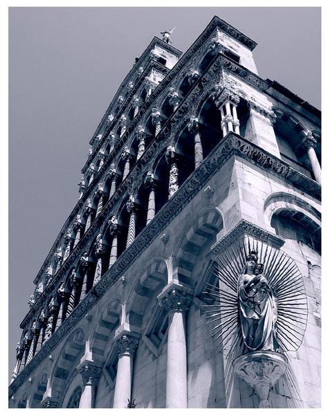 Lucca, il Duomo