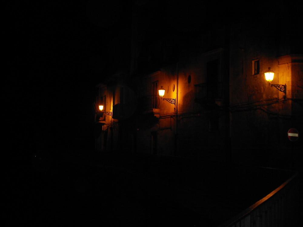 luce e buio