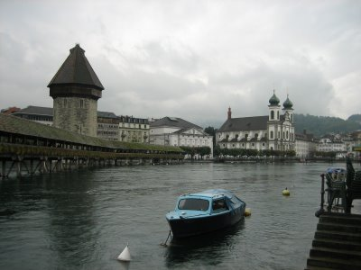 lucerne boat