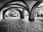 Lucerne, la vieille ville...