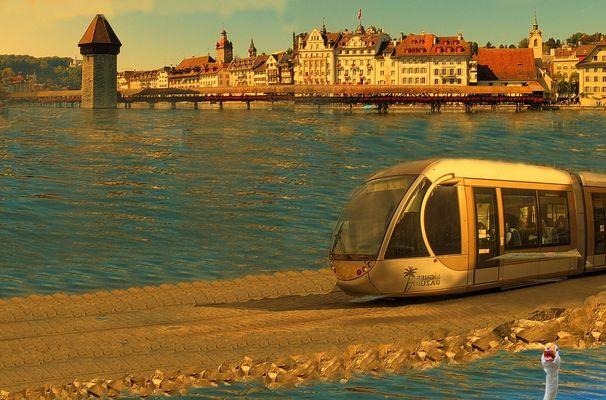 ...Lucerne remercie Nice....