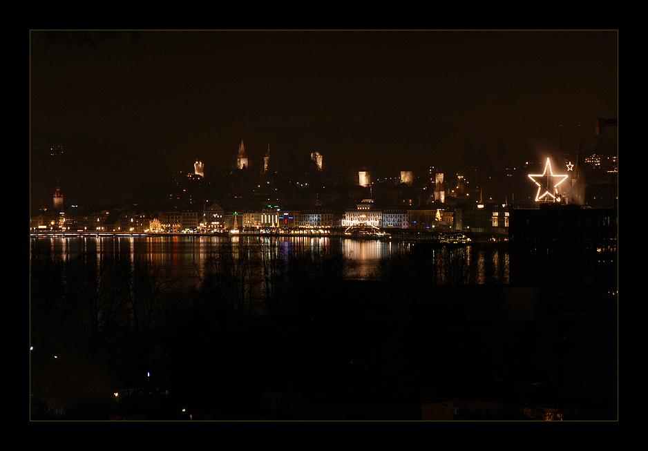 Lucerne Skyline...