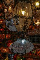 Luces de ensueño Gran Bazar (Estambul Turquía)