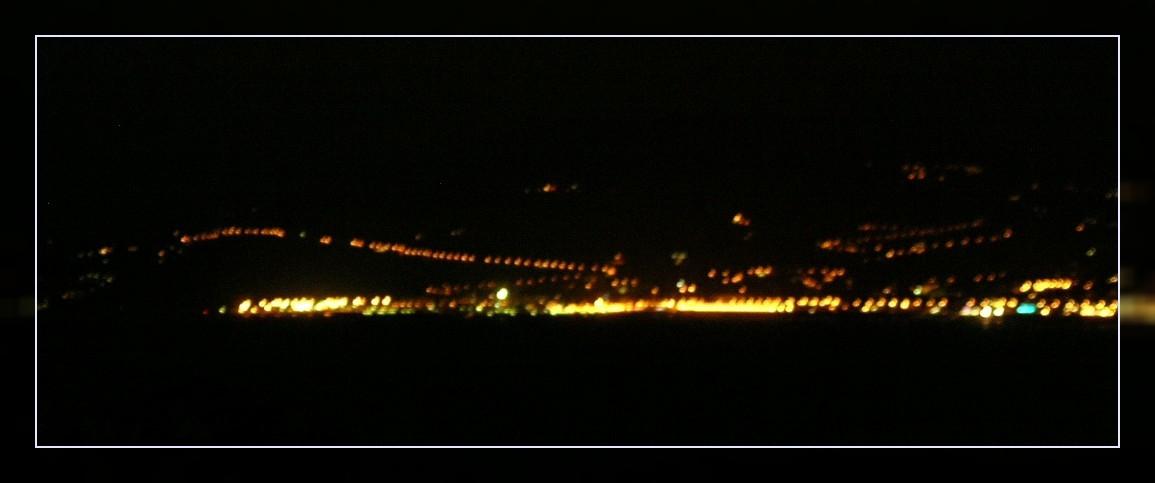 luci di città