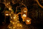 .....luci in gabbia......