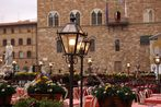 Luci in Piazza Signoria
