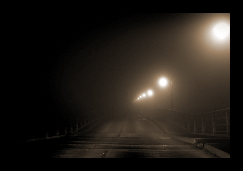 Luci nella nebbia