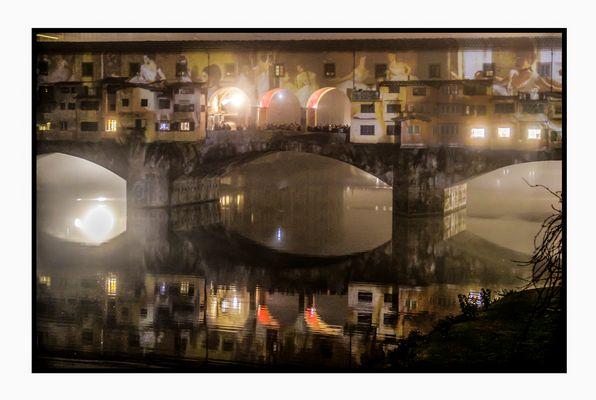 Luci sul Ponte vecchio (2)