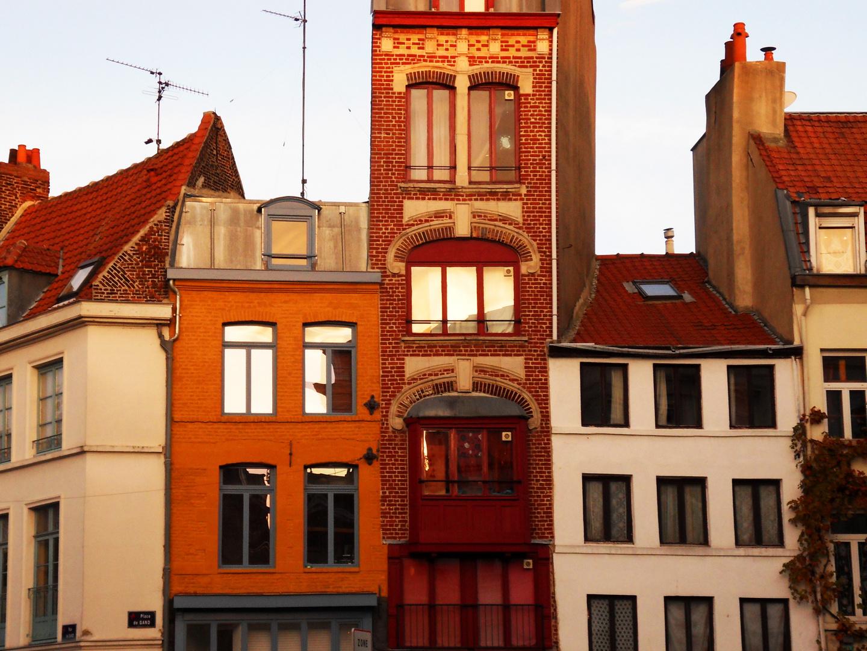 Lucie MORVAN   A l'étroit, Lille, France