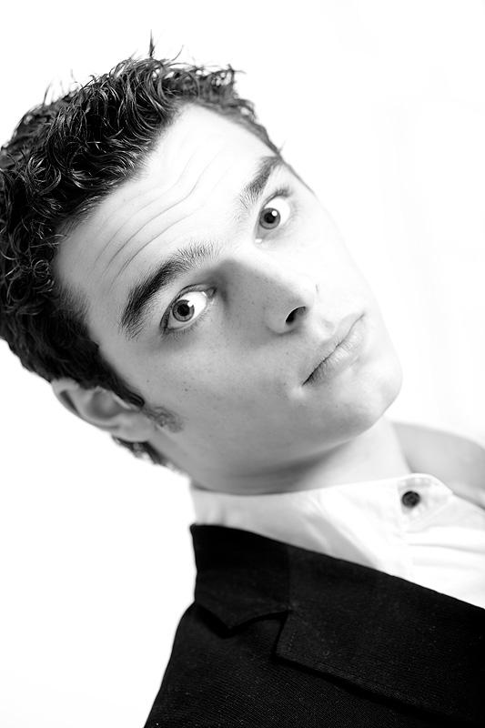 Lucien Guignard Jeune comédien Français