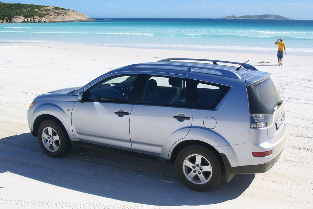 Lucky Bay Esperance, Western Australia