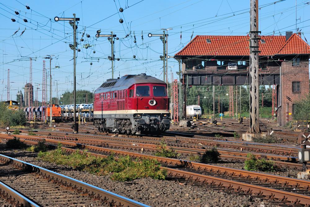 Ludmilla meets Bremen