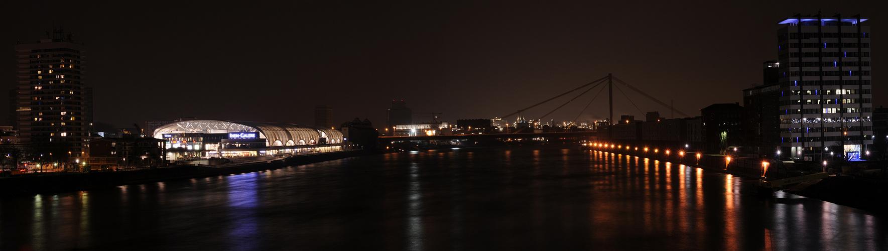 Ludwigshafen bei Nacht (I)
