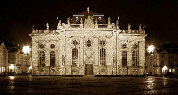 Ludwigskirche in Saarbrücken (reload)