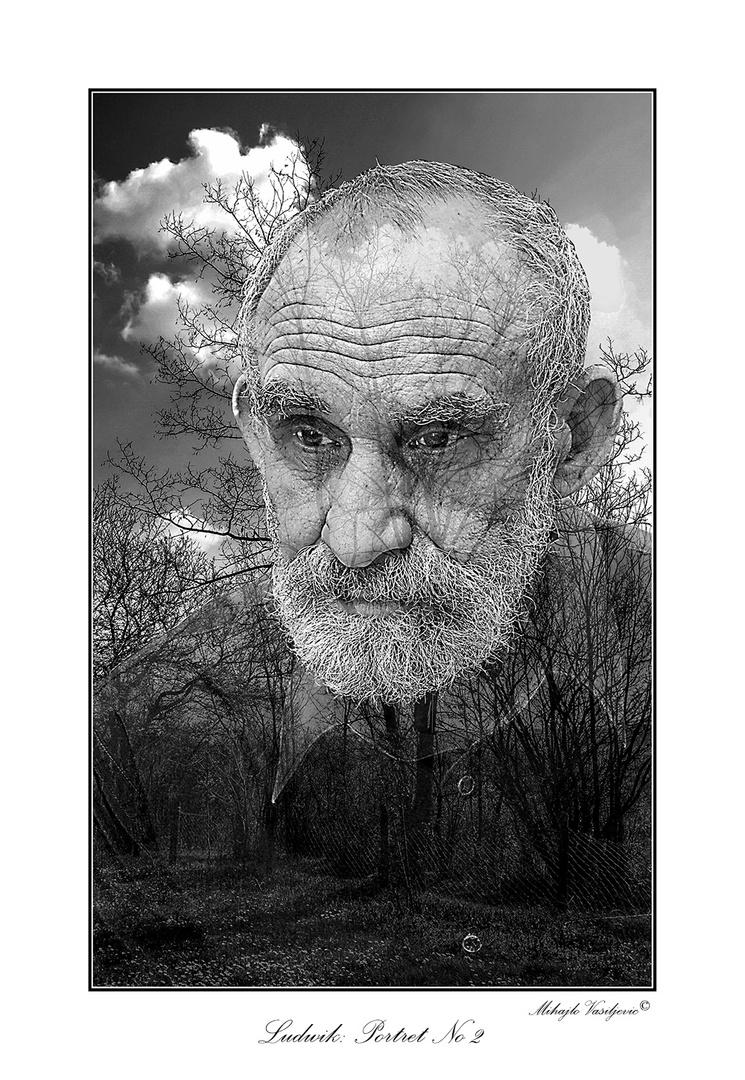 Ludwik Portret No 2