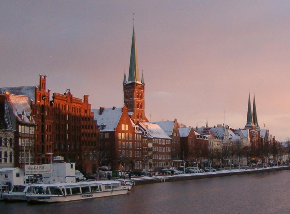 Lübeck, An der Untertrave