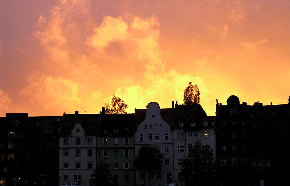 Lübeck brennt