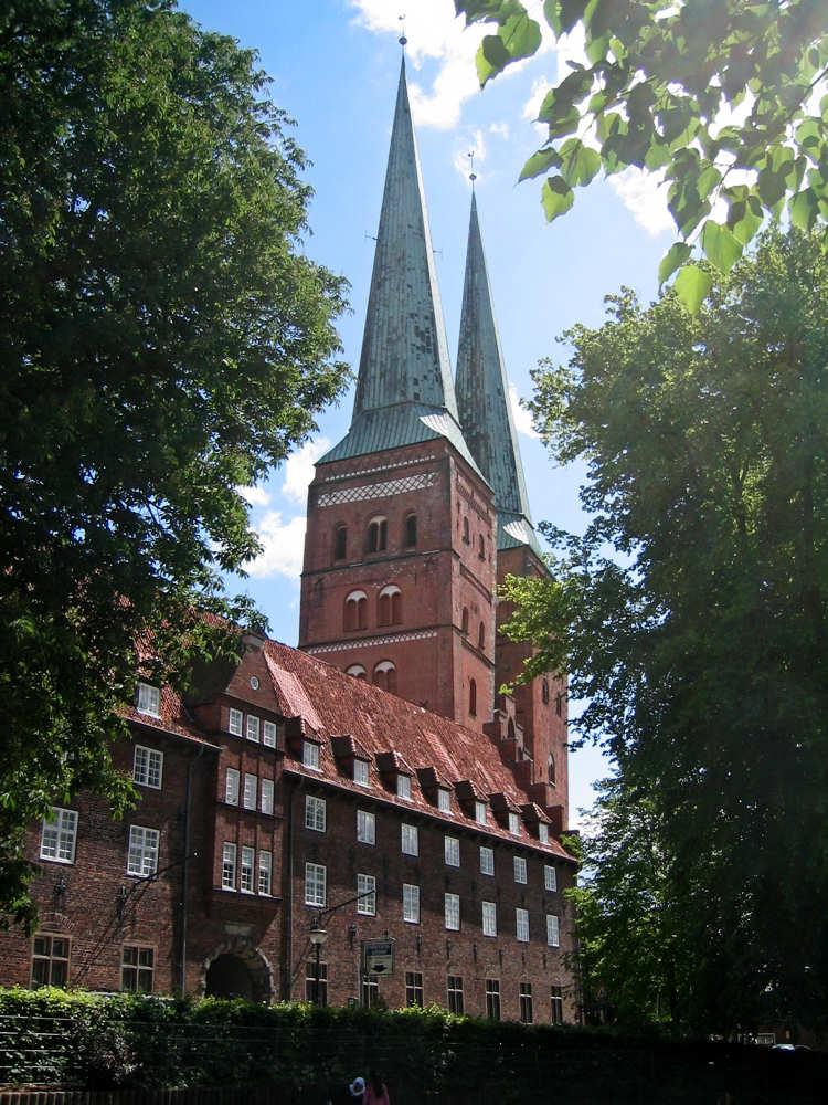 Lübeck - Dom