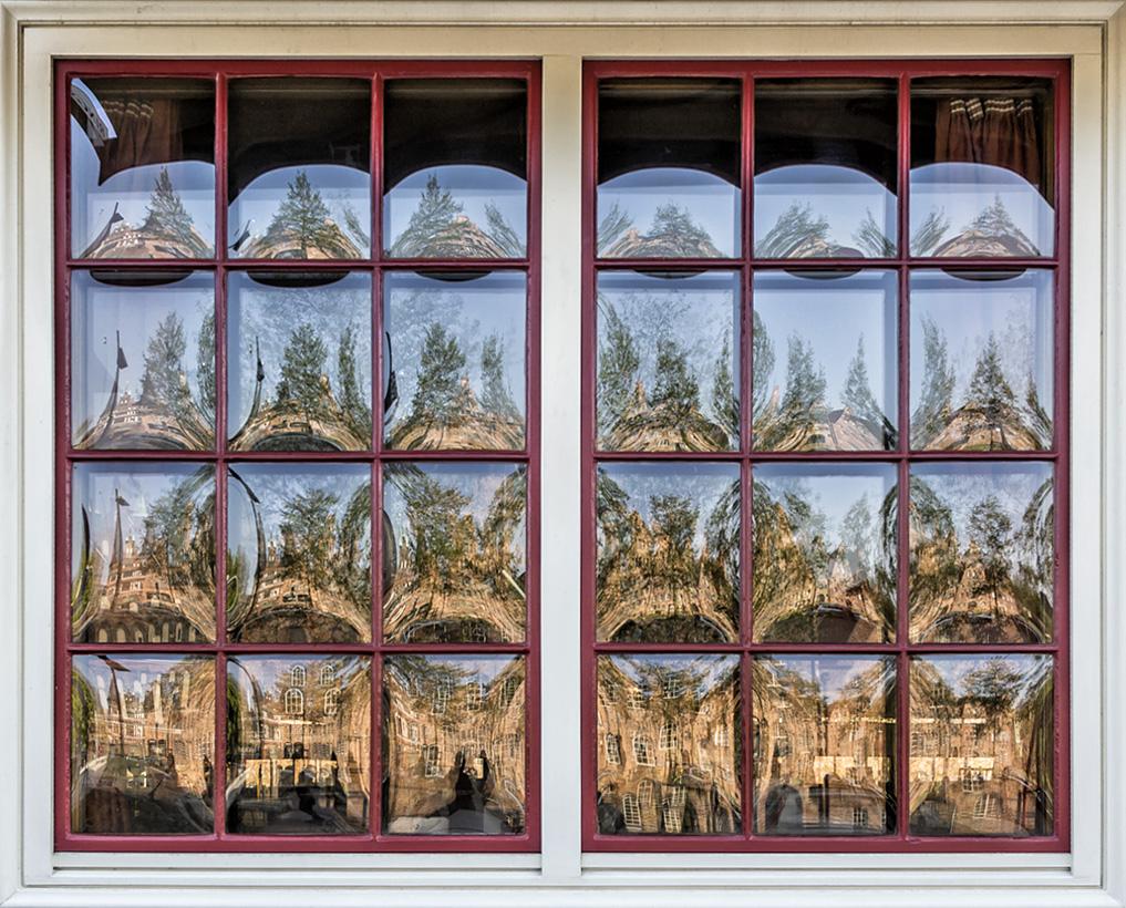 Lübeck Fenster
