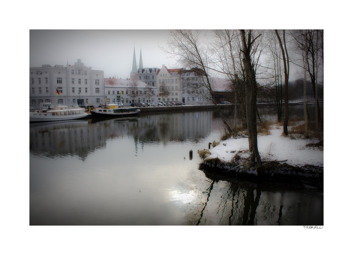 Lübeck frostig