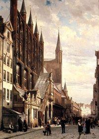Lübeck früher