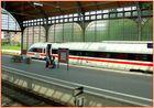 Lübeck Hbf - Moderner Zug