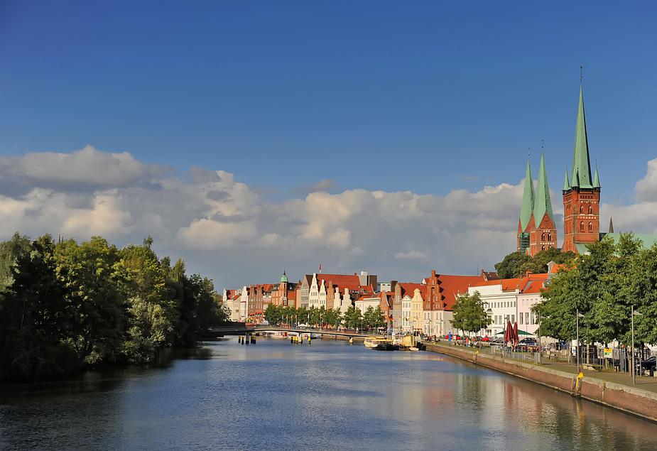 Lübeck im September 2013