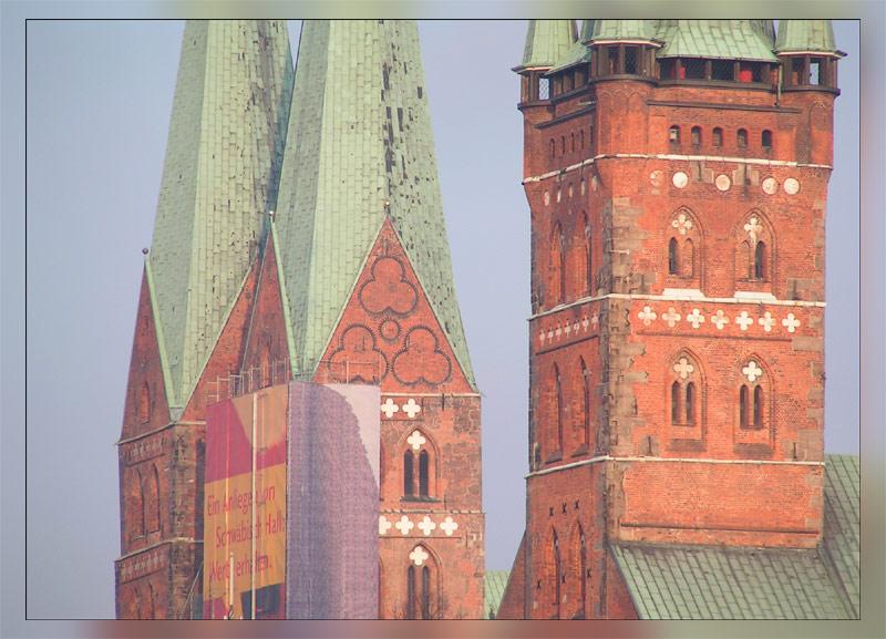 Lübeck ist eine schöne Stadt, weil
