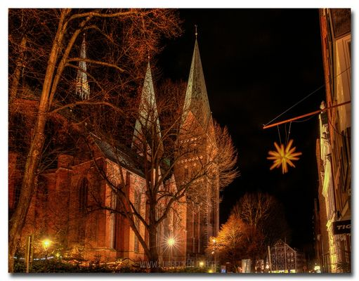 Lübeck, Marienkirche