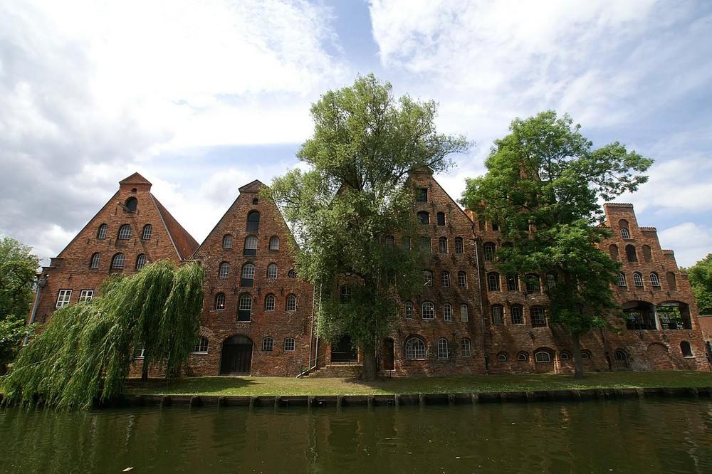 Lübeck; Salzspeicher