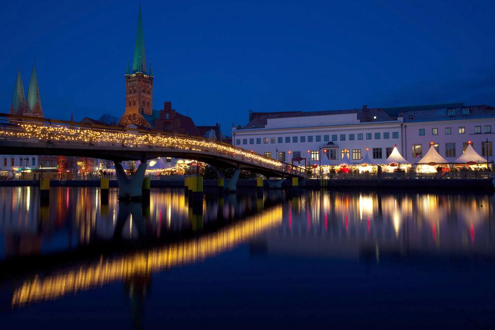 Lübeck - Weihnachtsmarkt an der Obertrave :)